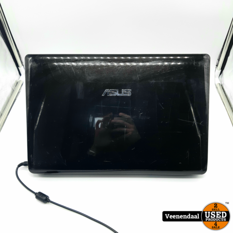 Asus K52F 4GB Windows 10 - In Goede Staat