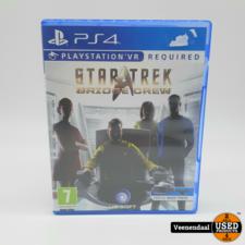 Sony Startrek Brigde Crew - PS4 Game