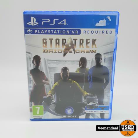 Startrek Brigde Crew - PS4 Game