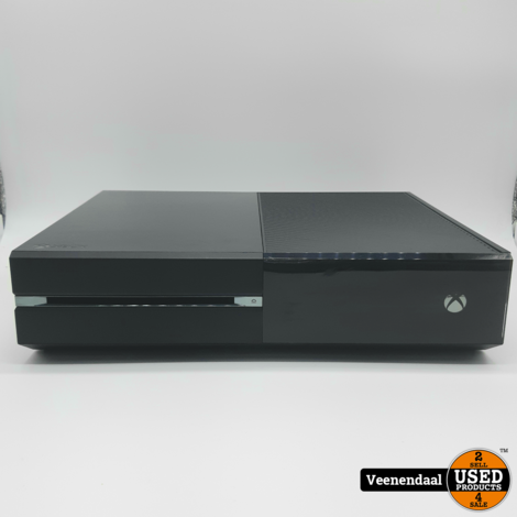 Microsoft Xbox One 500GB - In Goede Staat