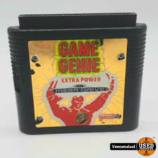 Sega Mega Drive Game Genie Extra Power