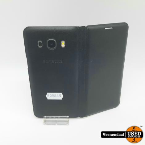 Samsung Galaxy J5 (2016) 16GB Zwart - In Goede Staat