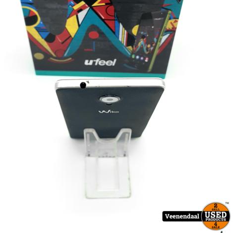 Wiko uFeel 16GB Slate - In Goede Staat