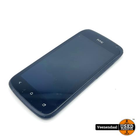HTC One S 16GB Zwart - In Goede Staat