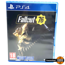 Sony Playstation 4 Fallout 76 - PS4 Game