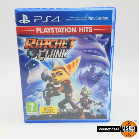 Ratchet Clank - PS4 Game