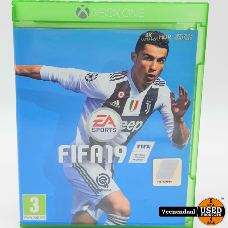 Fifa 19 - Xbox One Game