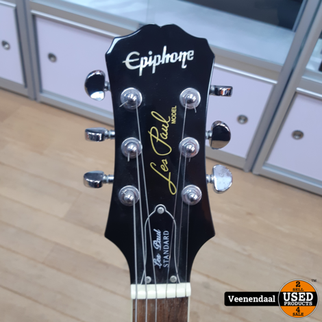 Epiphone Les Paul Standard Sunburst - In Nette Staat