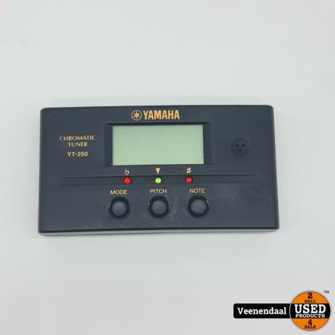 Yamaha YT-250 Stemapparaat - In Goede Staat