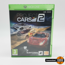 Microsoft Project Cars 2 - Xbox One Game