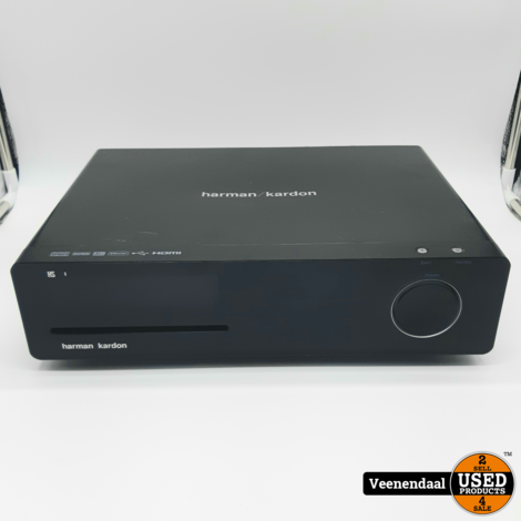 Harman Kardon HS 250 2.1 Surround Receiver 130 Watt - In Goede Staat