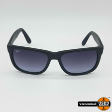 Ray-Ban Ray-Ban Justin Classic 4165 Zwart - In Goede Staat