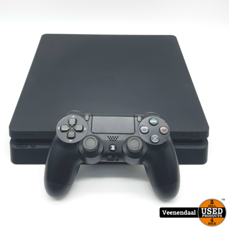 Sony Playstation 4 Slim 500GB - Incl Contr + Garantie