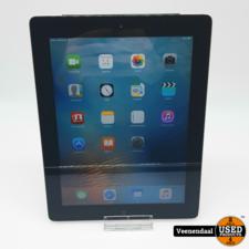 Apple Apple iPad 2 16GB 3G (Simkaart) - In Goede Staat