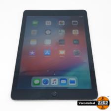 Apple Apple iPad Air 32GB Space Gray Wi-Fi + 4G - In Prima Staat