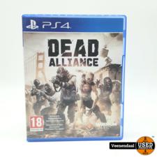 Sony Dead Alliance Playstation 4 - In Nette Staat