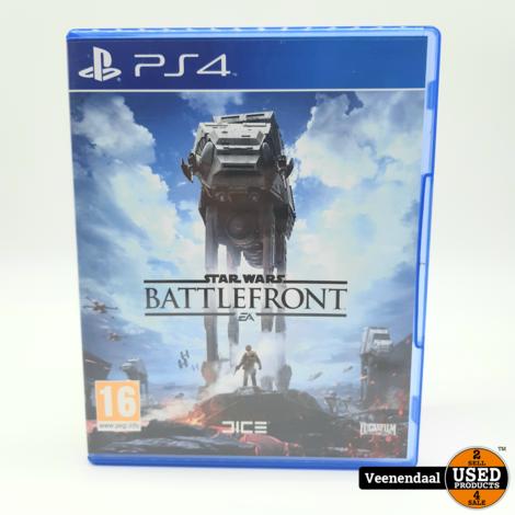 Star Wars: Battlefront - PS4 Game