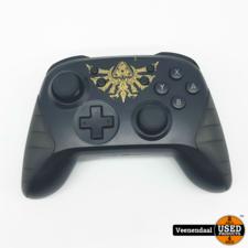 Horipad Draadloze Controller (Zelda) Switch - In Nette Staat