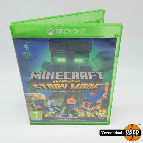 Minecraft - Story Mode Season 2 - Xbox One Game