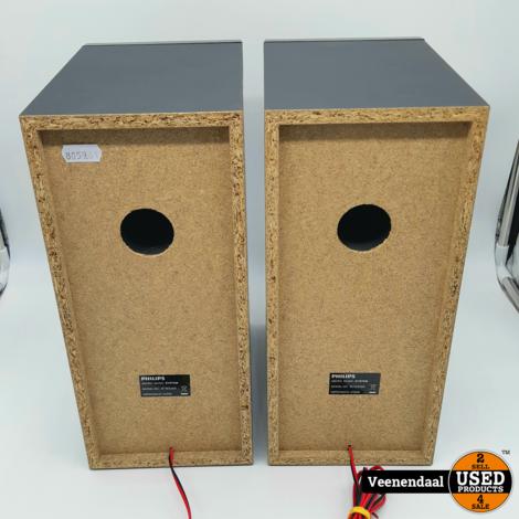 Philips BTM3360 2 Speakers - In Nette Staat