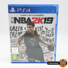 Sony NBA 2K19 - PS4 Game