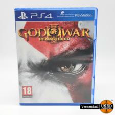 Sony God of War III - PS4 Game