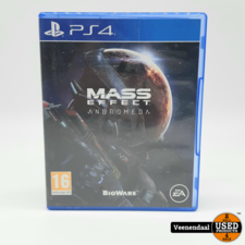 Sony Mass Effect - PS4 Game