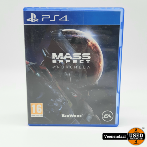 Mass Effect - PS4 Game