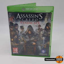 Microsoft Assassins Creed Syndicate - Xbox One Game