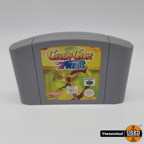 Centre Court Tennis - Nintendo 64 / N64