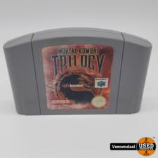 Nintendo 64 Mortal Kombat Trilogy - Nintendo 64 / N64