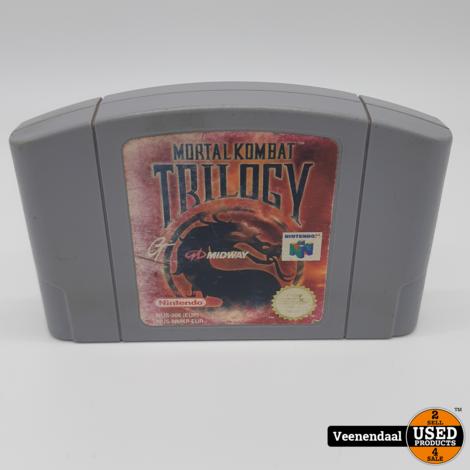 Mortal Kombat Trilogy - Nintendo 64 / N64