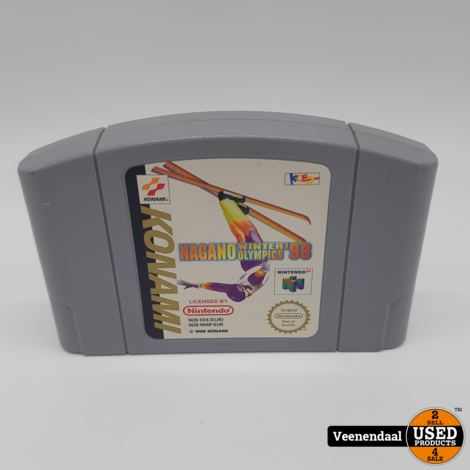 Nagano Winter Olympics '98 - Nintendo 64
