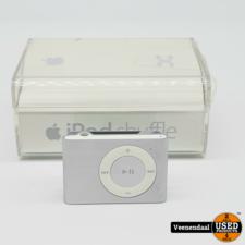 Apple Apple iPod Shuffle 1GB Zilver - In Goede Staat