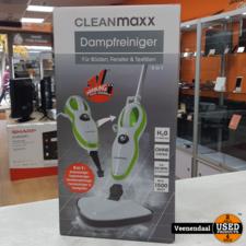 Cleanmaxx CLEANMAXX Stoomborstel 5-in-1 - Nieuw