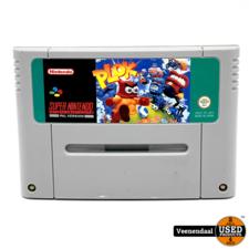 Nintendo Plok - Super Nintendo
