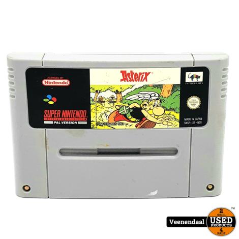 Asterix - Super Nintendo