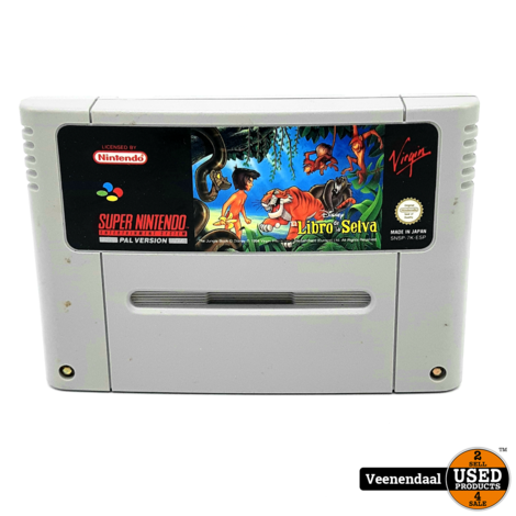 Jungle Book - Super Nintendo