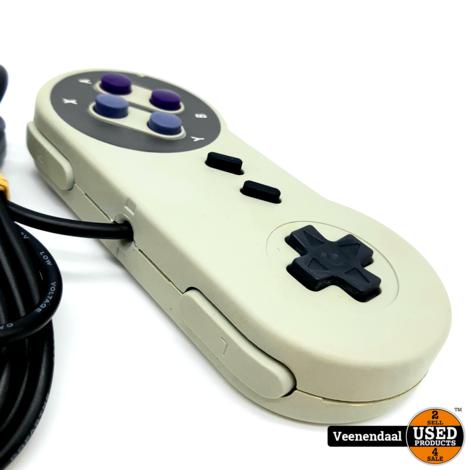 Super Nintendo (SNES) controller - In goede Staat