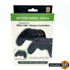 xbox one Xbox One Action Grip 2 Pack Zwart - Nieuw In Doos