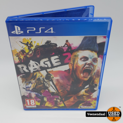 Rage 2 - Sony Playstation 4 Game ( PS4 )