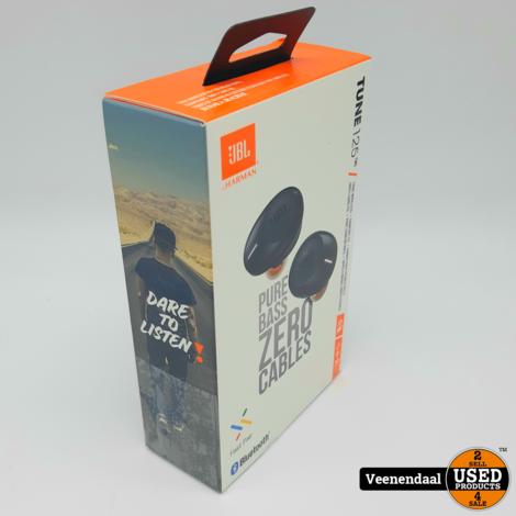 JBL Tune 125 Bluetooth Koptelefoon - Nieuw!