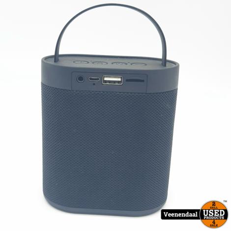 Pulsar Bluetooth Box - Zwart - In Goede Staat