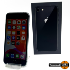 Apple Apple iPhone 8 64GB Space Gray - In Goede Staat