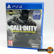 Sony Playstation 4 Call of Duty: Infinite Warfare - PS4 Game