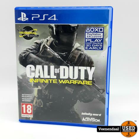 Call of Duty: Infinite Warfare - PS4 Game