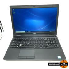 Dell Dell Latitude 5590 Intel Core i5 Laptop 512SSD - In Goede Staat
