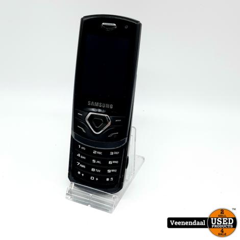 Samsung GT-S5550 110MB Zwart - In Goede Staat