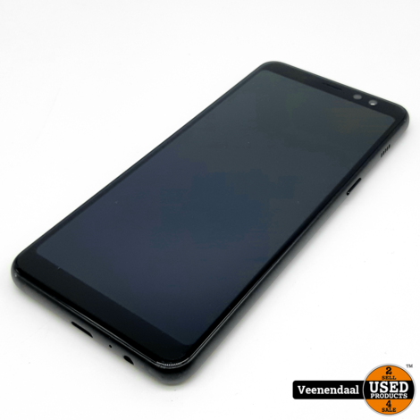 Samsung Galaxy A8 32 GB Zwart - In Goede Staat
