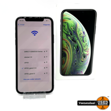 Apple Apple iPhone XS 256GB Space Gray - Accu 87% - In Nette Staat
